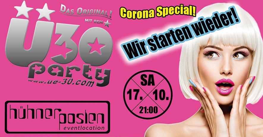 Hamburg party seeterrassen ü30 Ü30 party