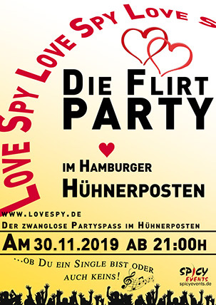 Flirt single party hamburg